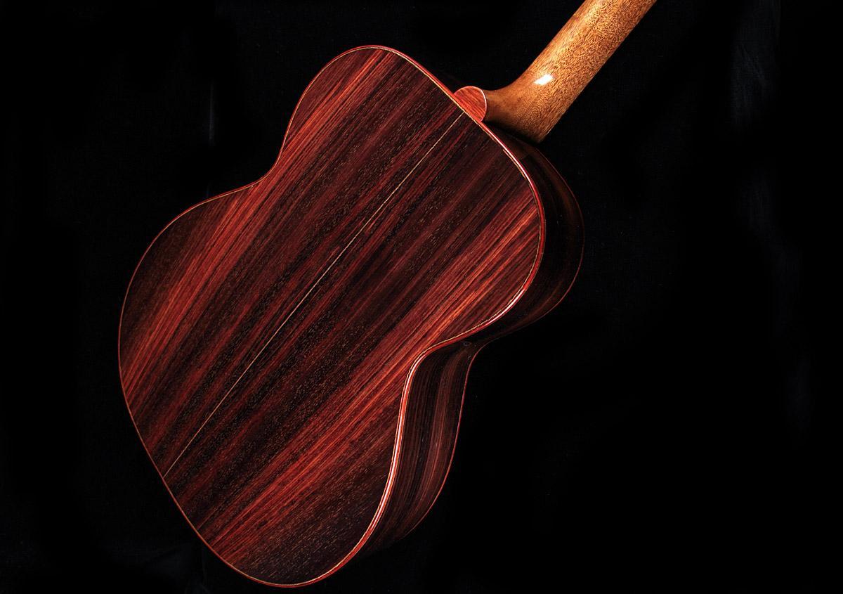 Carter Poulsen G Model acoustic | Lefty Guitars Only
