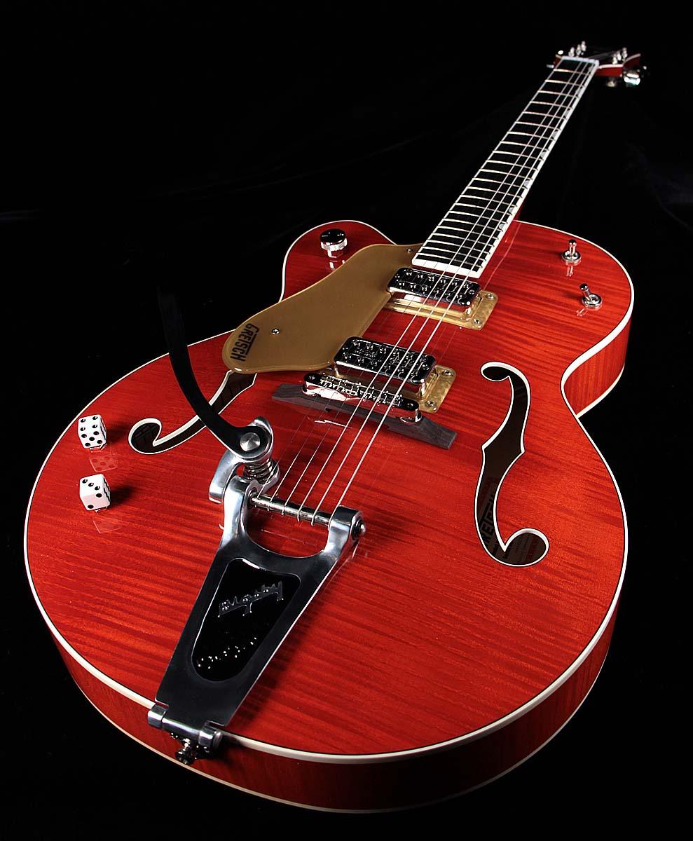 gretsch g6120 brian setzer lefty guitars only. Black Bedroom Furniture Sets. Home Design Ideas